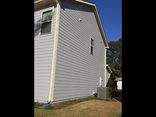 Hardie/Masonite/LP Siding Gallery After
