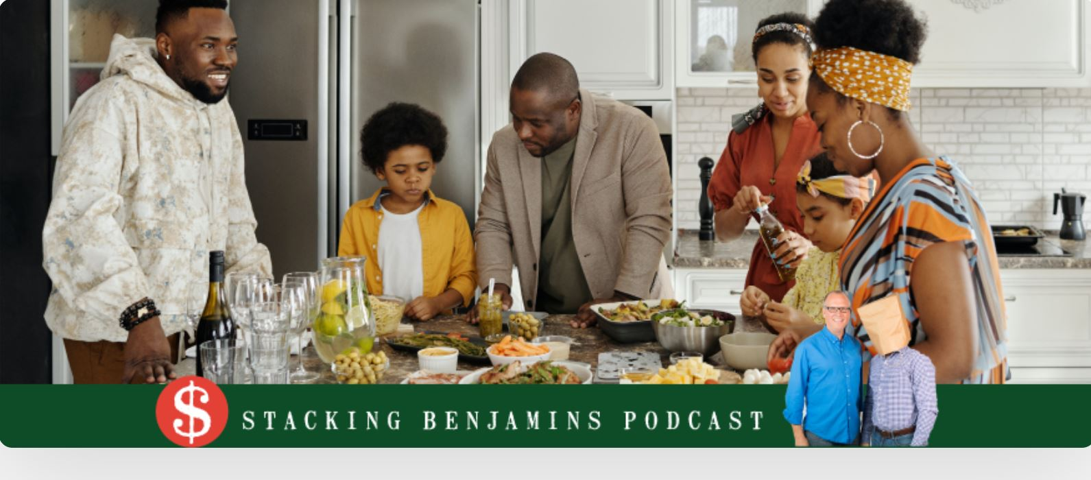 Ethical Investing with Seeds Investor on the Stacking Benjamins Show