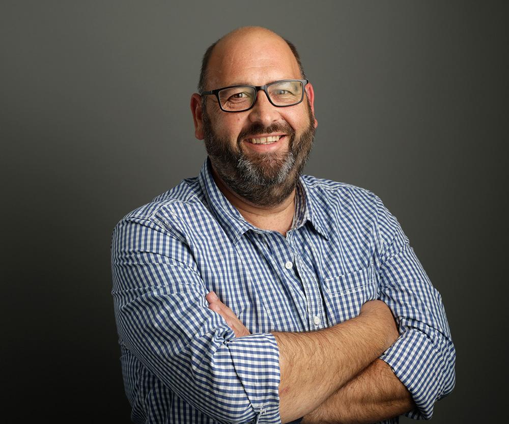 Andrew Alleway Managing Director