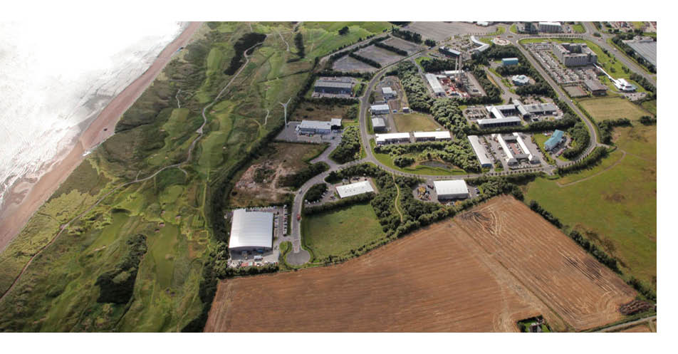 Tidy Green Clean Aberdeen North wins new contract with Aberdeen Energy & Innovation Parks