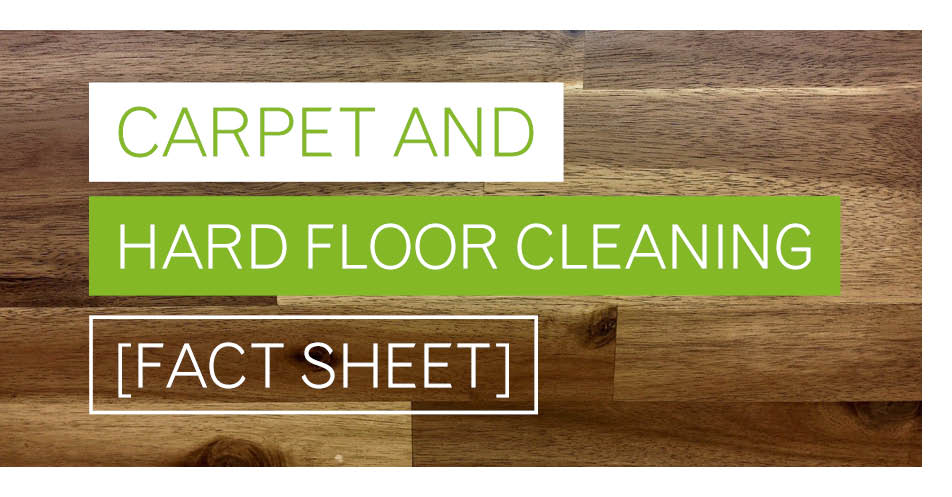 Carpet and Hard Floor Cleaning