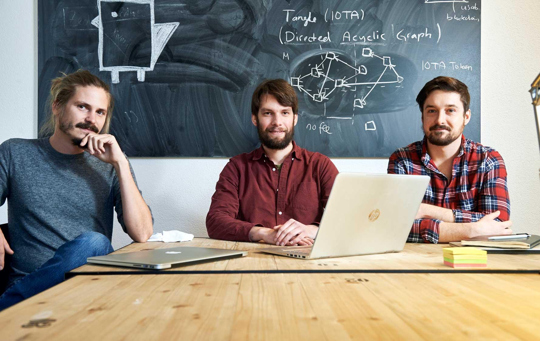 Portrait Byrds & Bytes IT Unternehmen Schweiz
