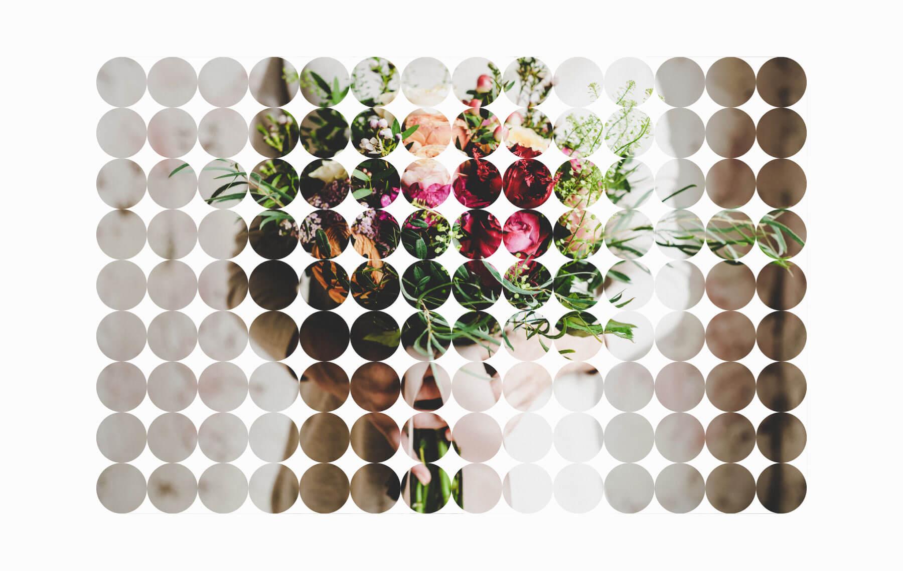 Design Prozess Logo Floristengeschäft Schritt 2