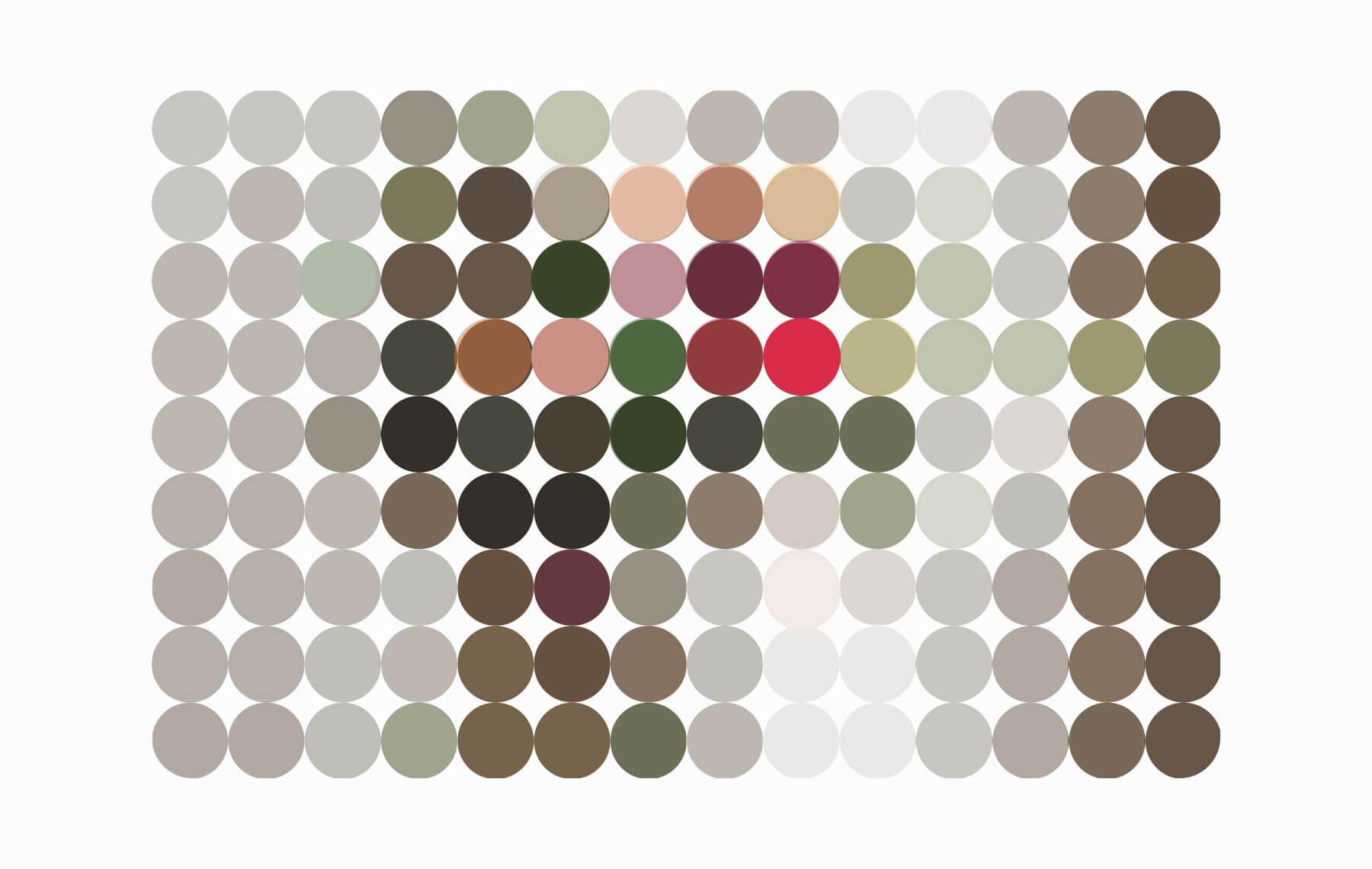 Design Prozess Logo Floristengeschäft Schritt 3