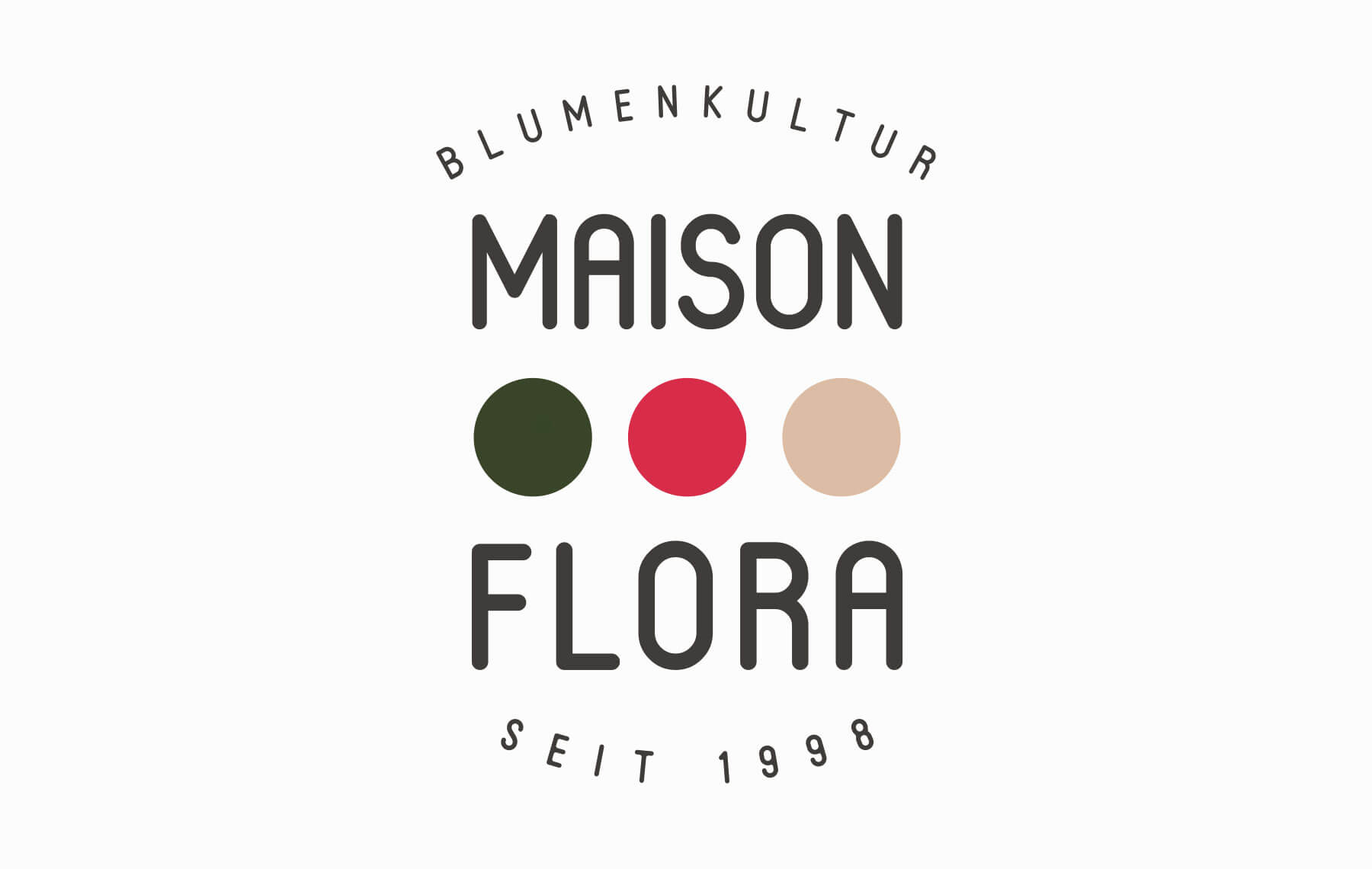 Design Prozess Logo Floristengeschäft Schritt 4