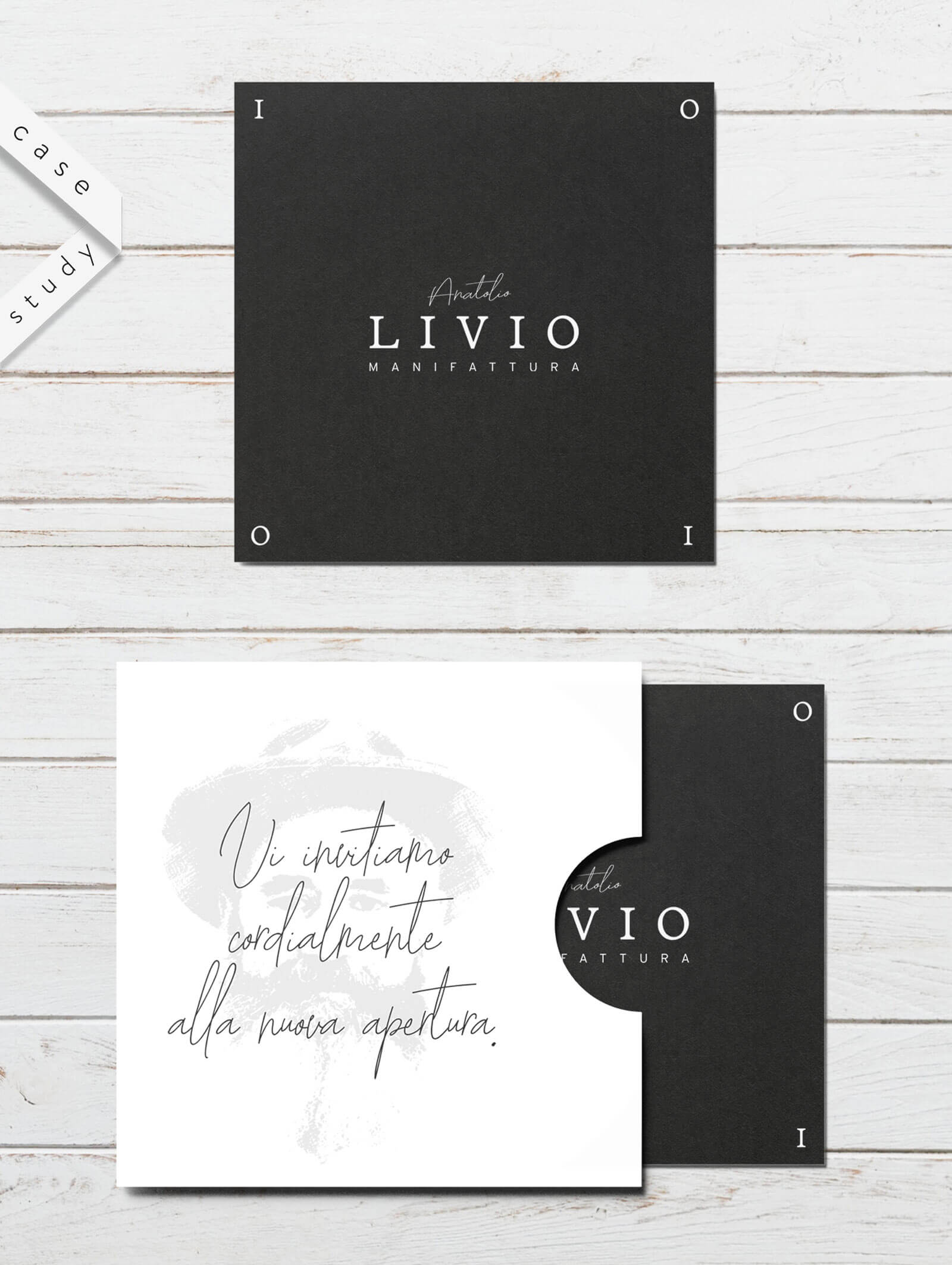 Design stationery for Swiss SMEs