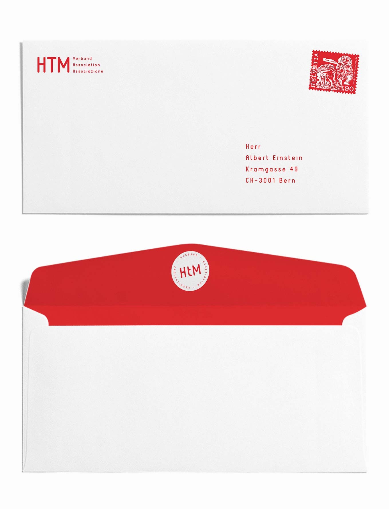 Design Brief Verlag Schweiz