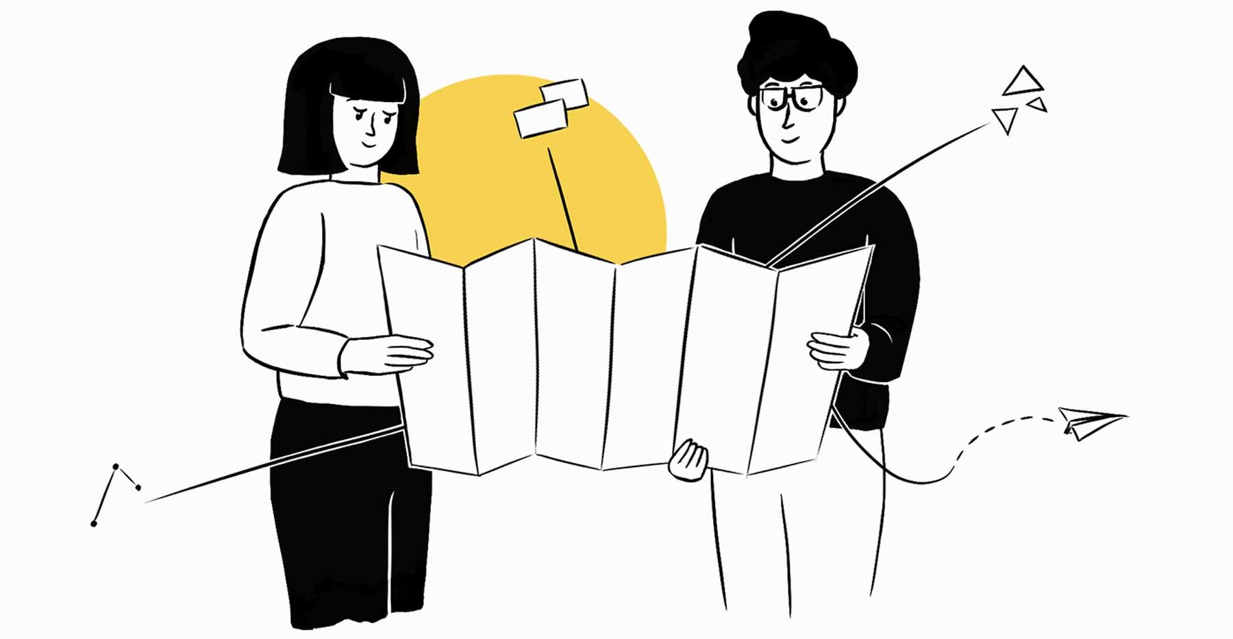 Illustration Services - Namo Agentur für Branding und Webdesign in Bern