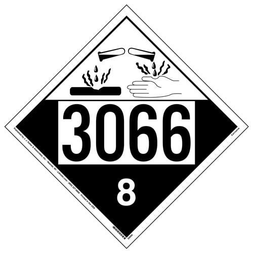 Paint UN Number