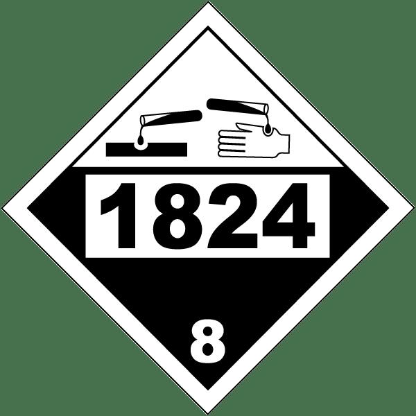 Corrosives UN Number