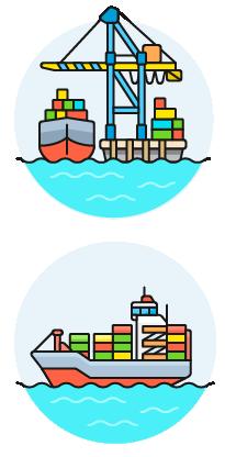 rules for ocean transport