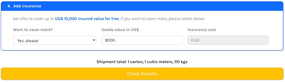 how to save shipping cost