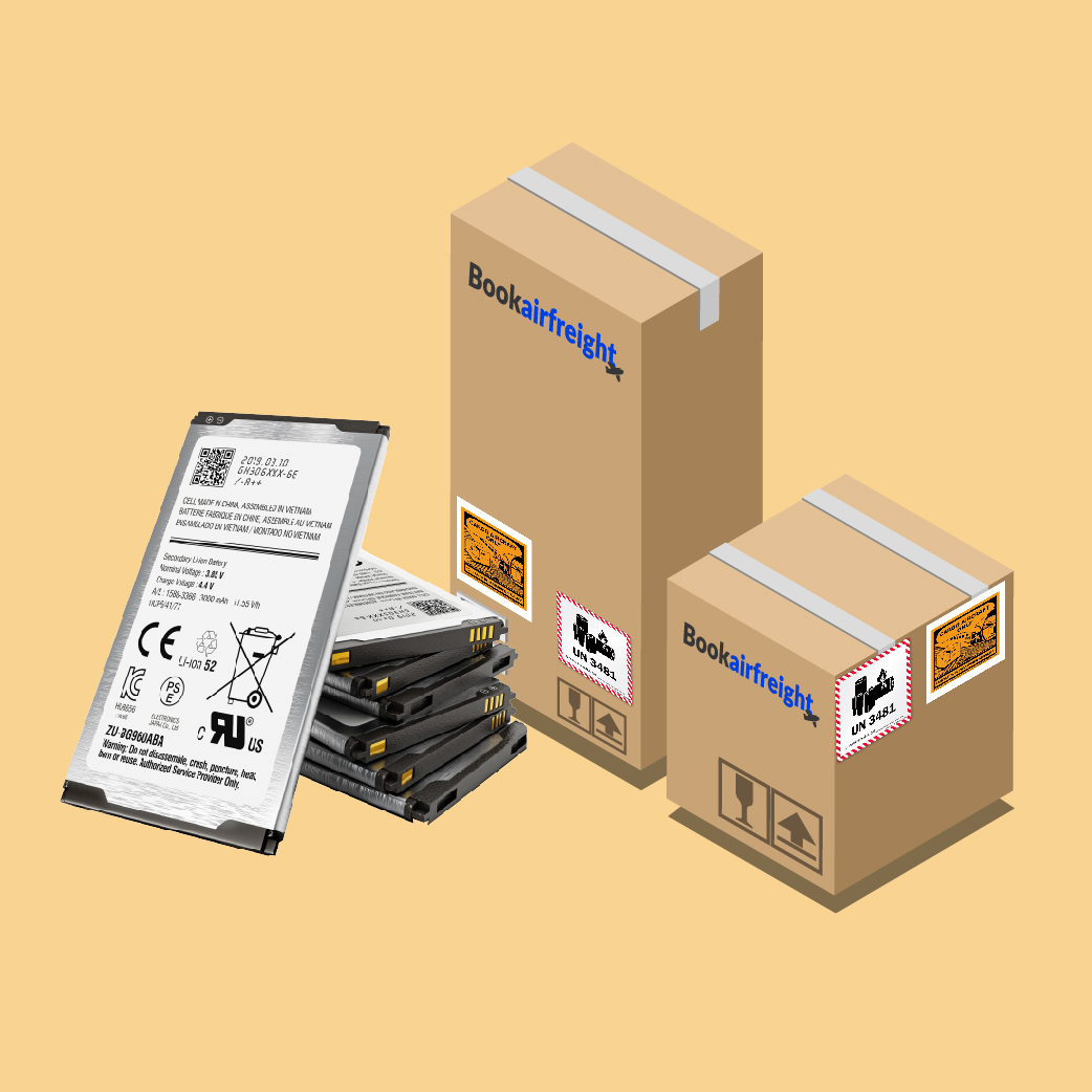 How to Ship Lithium Batteries