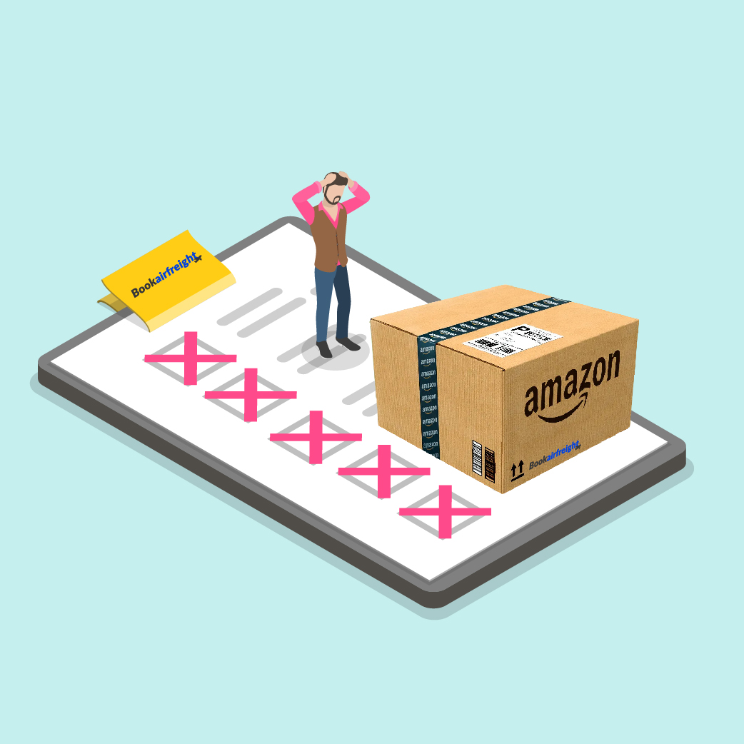 Top 5 Mistakes to Avoid When Shipping to Amazon FBA