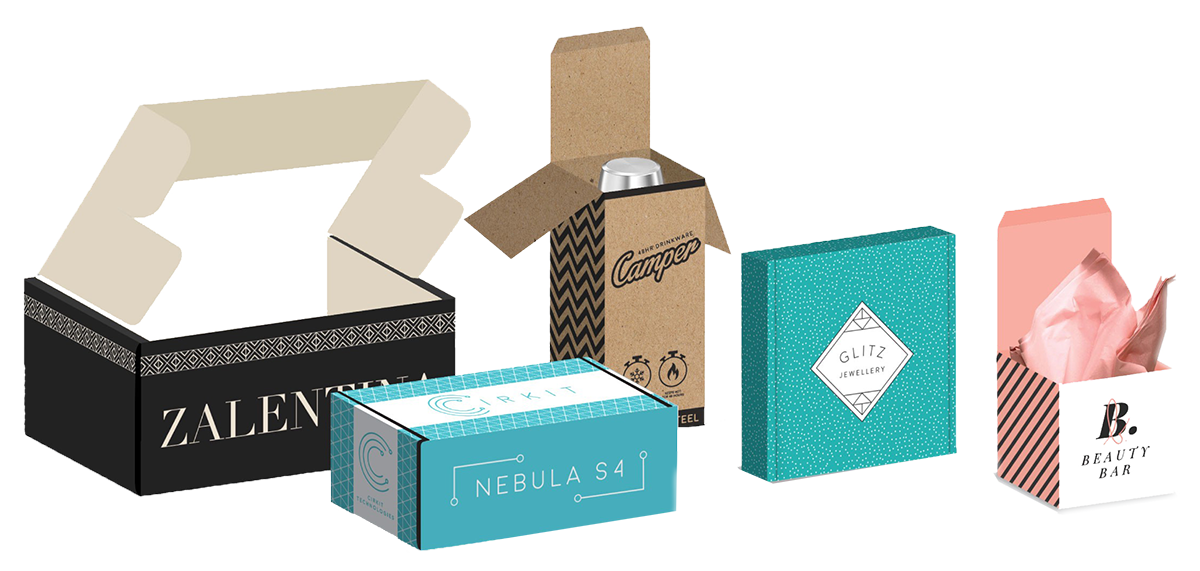 Packmojo packaging boxes