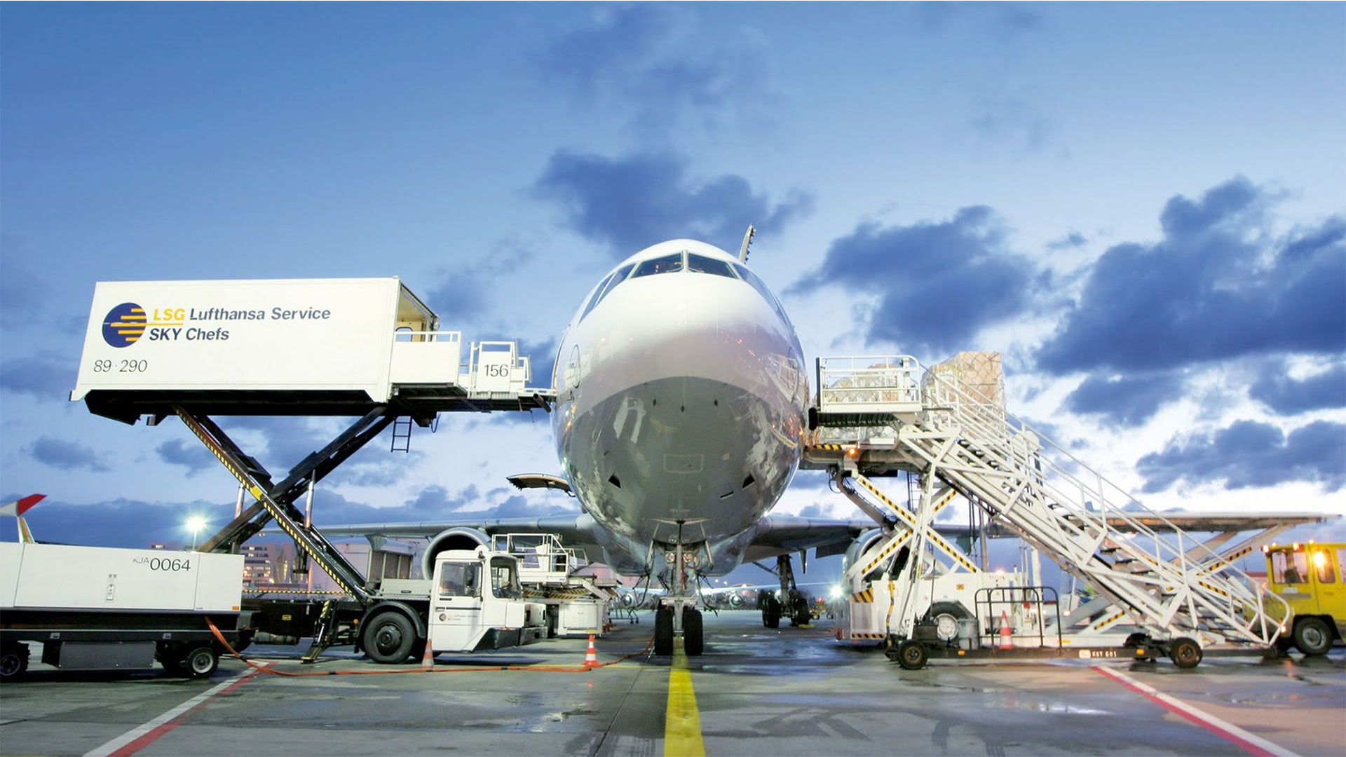 What is air freight?