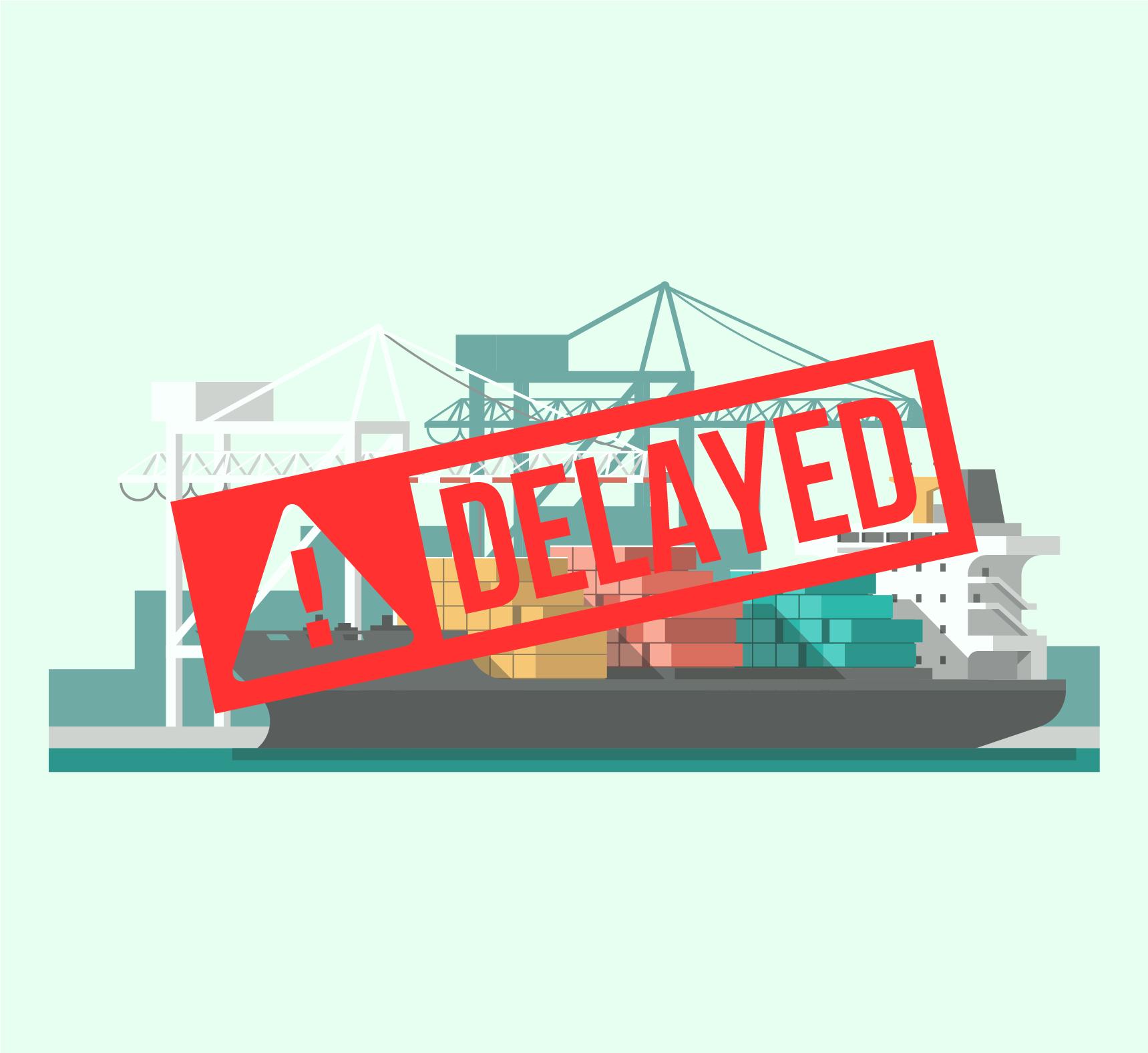 Warning!!!: Shipping delays will impact Christmas!!!