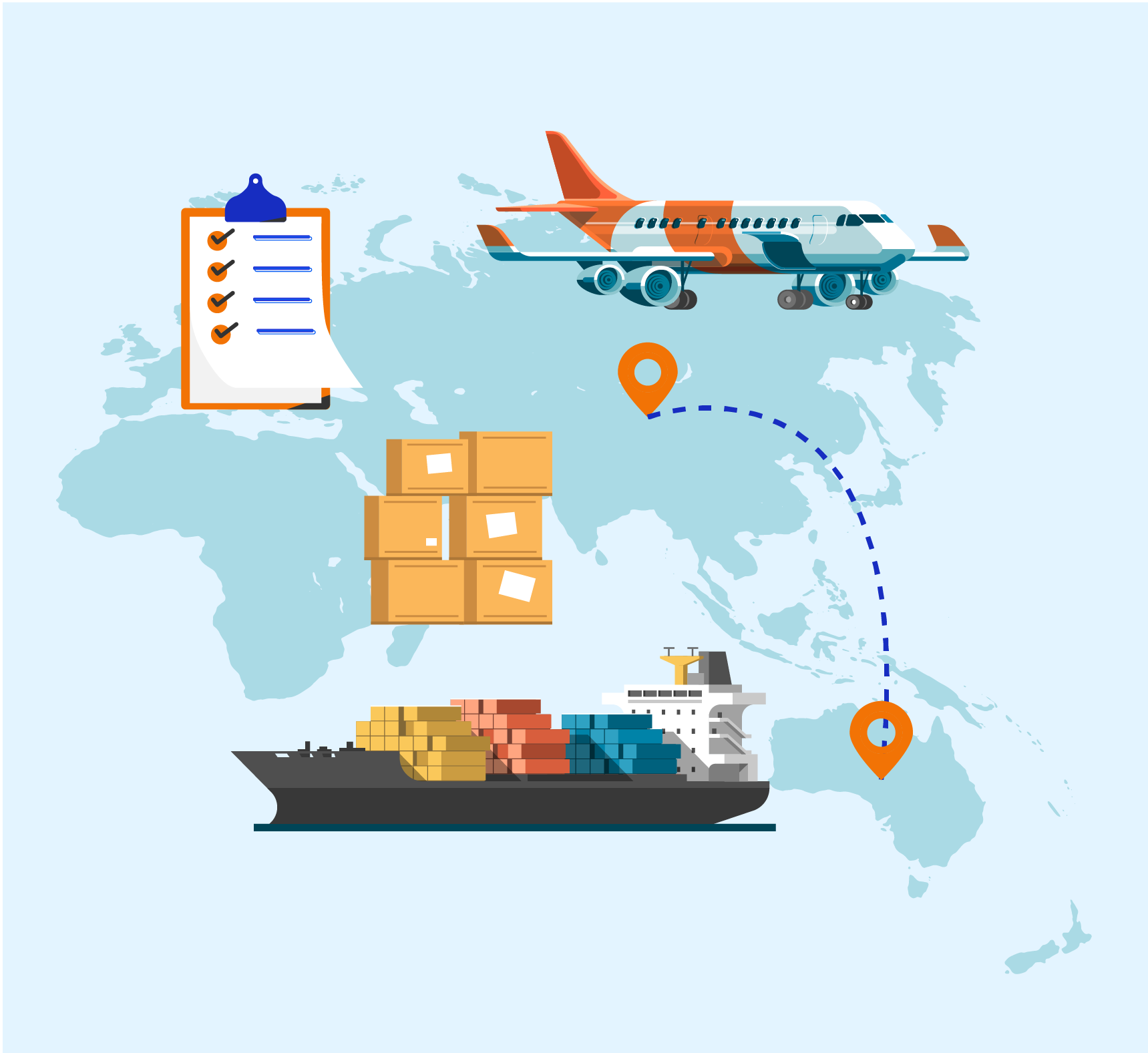 Complete Guide - Import Goods From China To Australia