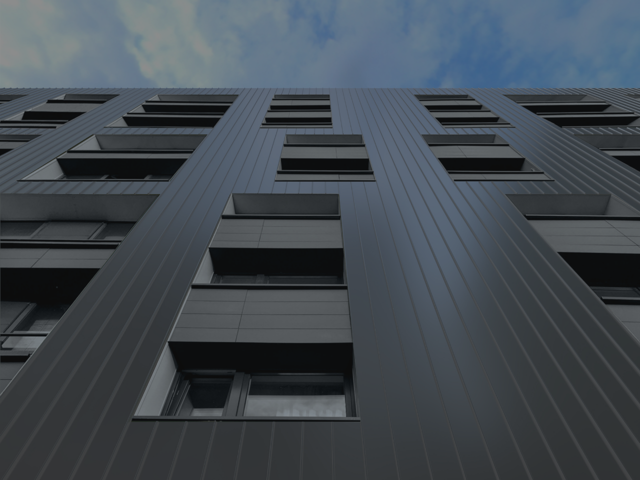 New Australian-Made Interlocking Facade System: ProClad LINEAR