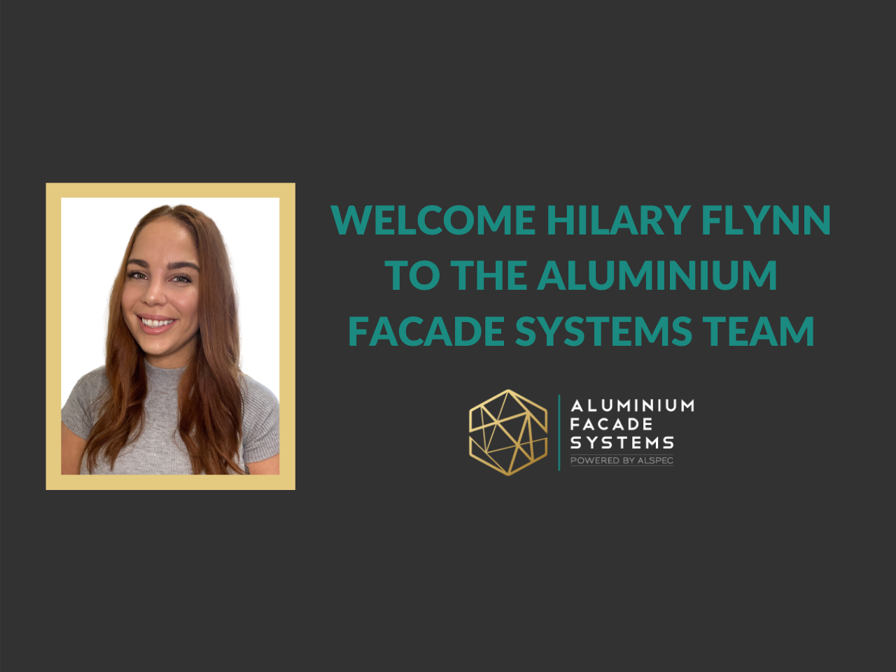 Welcome Hilary Flynn to the Team