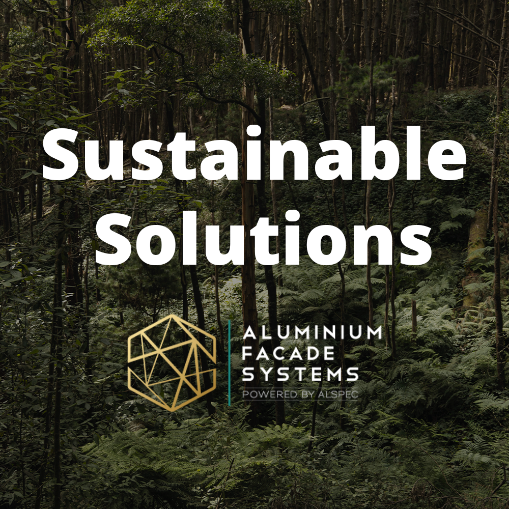 Sustainable Solutions - Our commitment to the environment