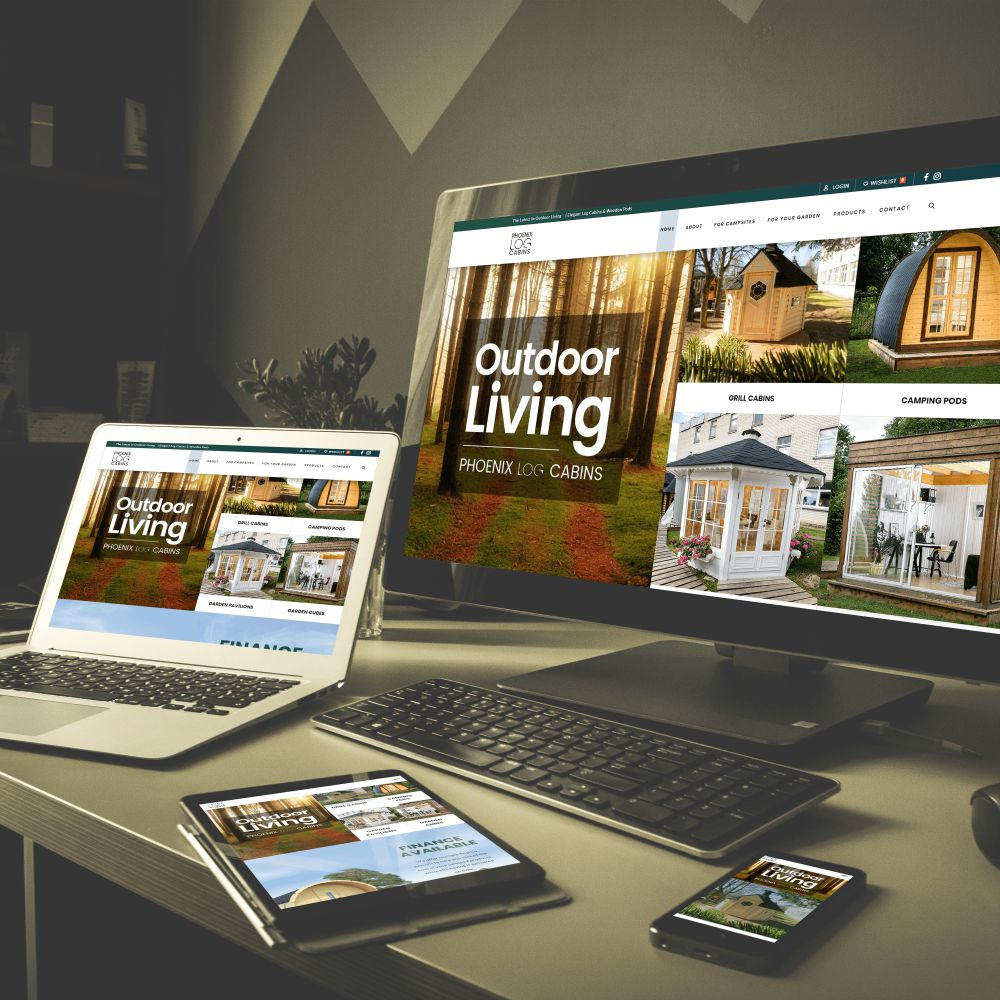 Kettering Web Design - for Businesses in Kettering, Rothwell and Desborough
