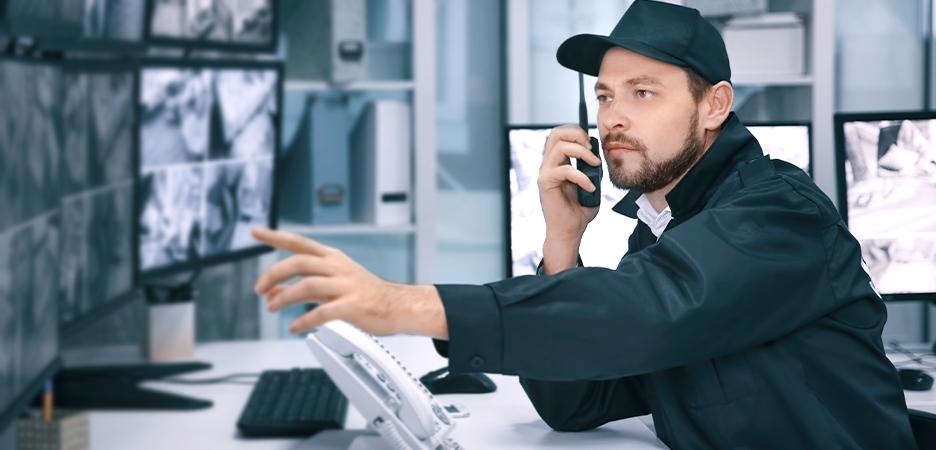 Radiocomunicación para la seguridad pública y privada