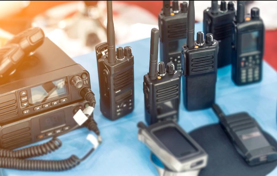 Radios para comunicación PTT