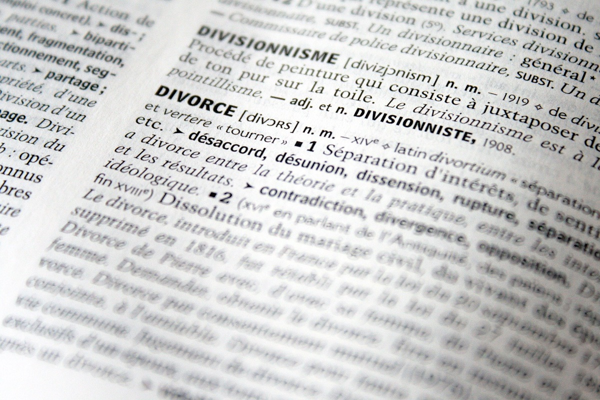 Marriage breakdowns could head for their own lockdown