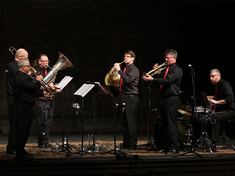 An Evening of Holiday Brass - Brass 5