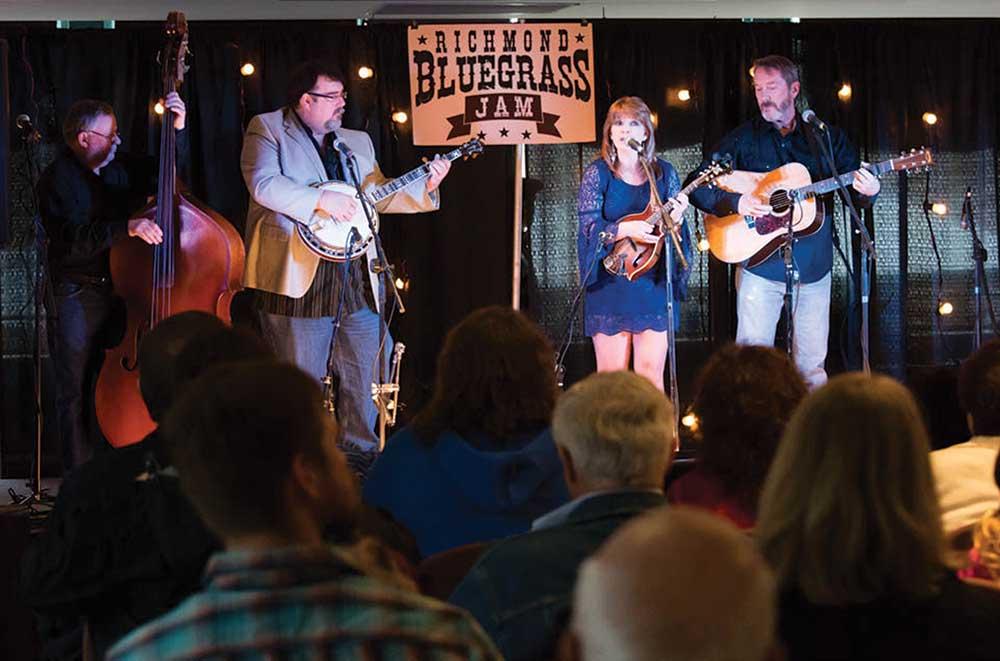 10th Annual Richmond Bluegrass Jam