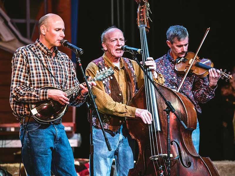 An Evening of Bluegrass | Big Boss Combo
