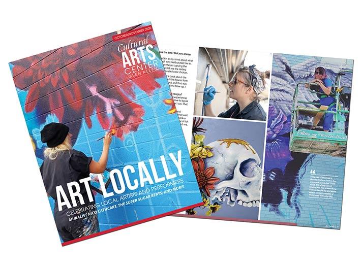 The Cultural Arts Center at Glen Allen - DIGITAL MAGAZINE