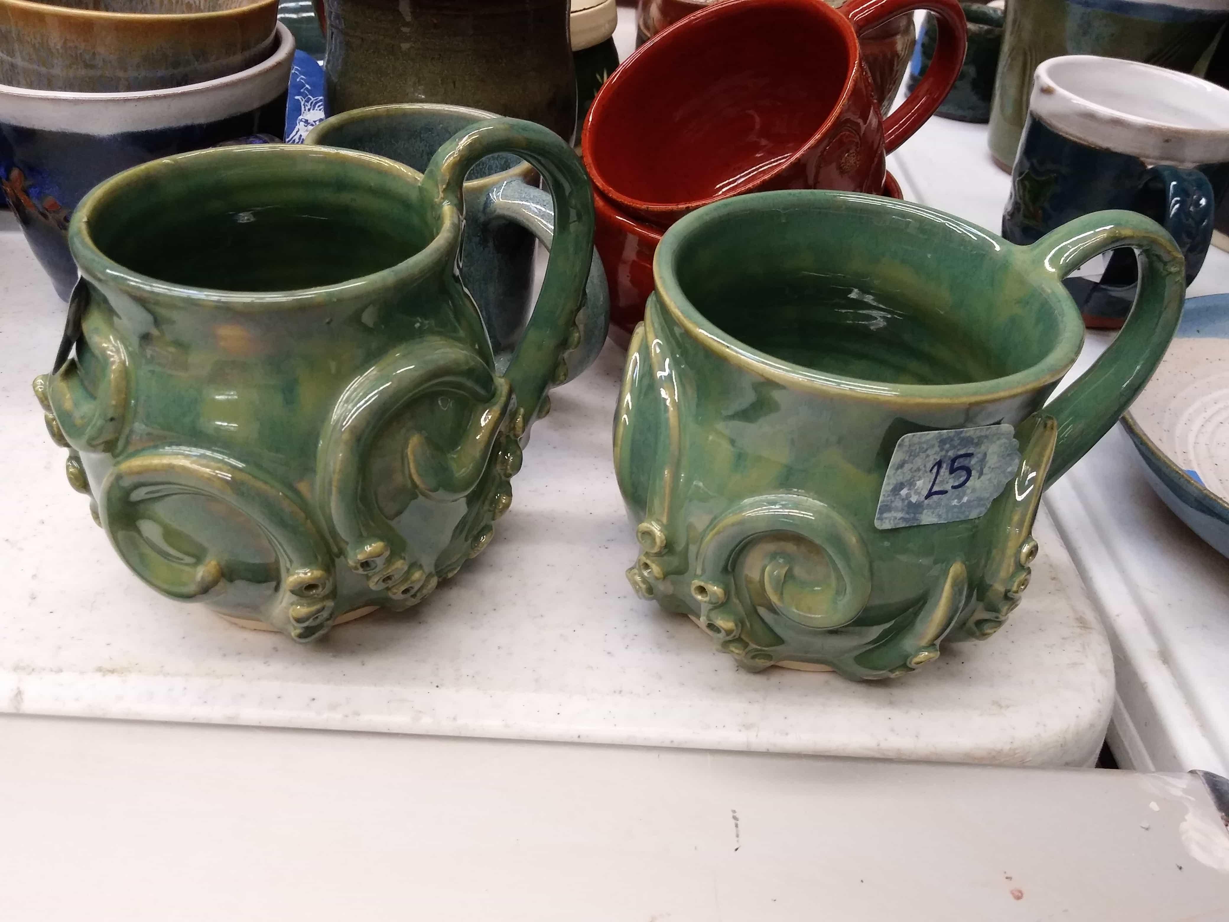 Pottery Sale - Kiln Fundraiser