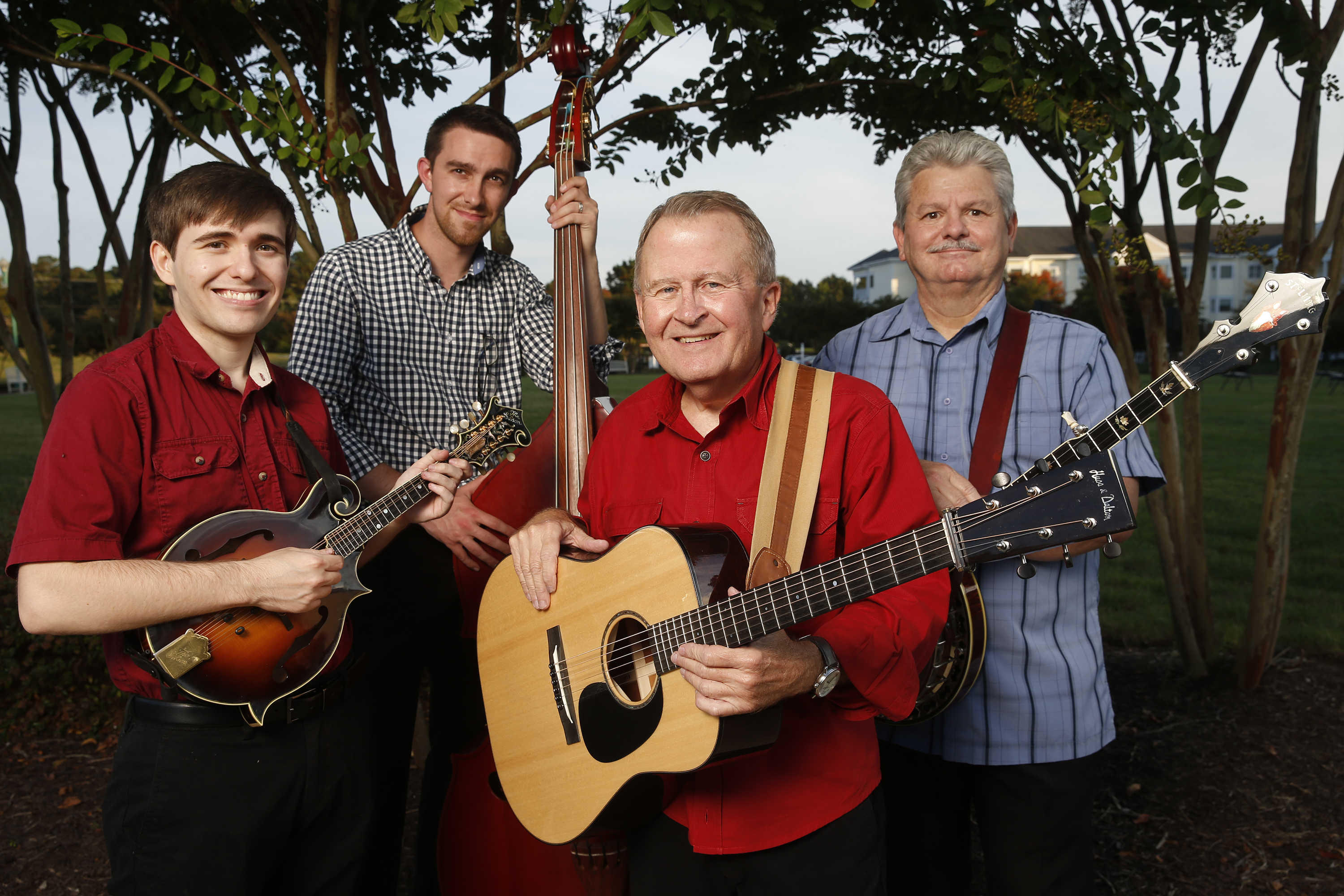 Richmond's Finest with Commonwealth Bluegrass Band and the Richmond Symphony