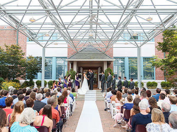 Rent The Cultural Arts Center for your wedding