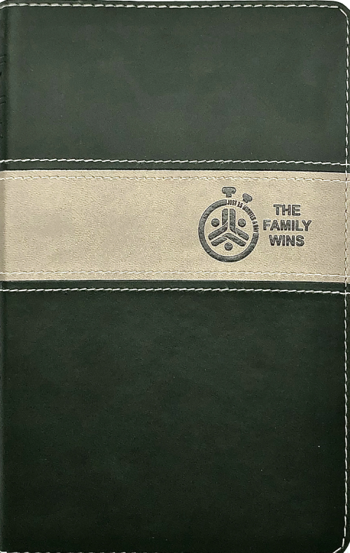 The Family Wins Book