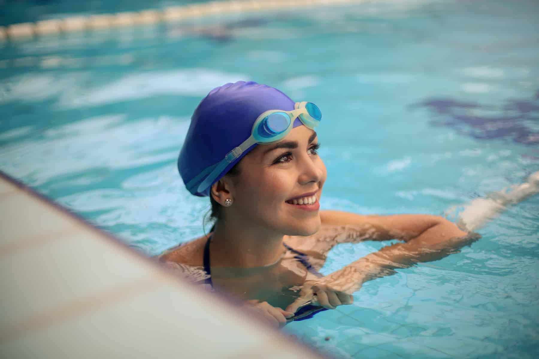 Adult Learn to Swim Program