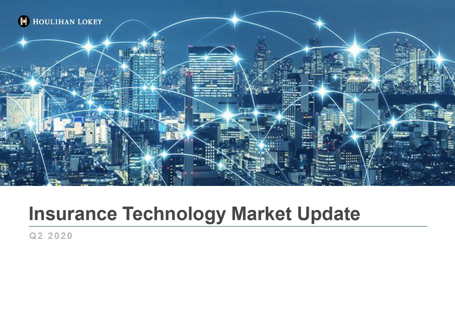 Houlihan Lokey Insurance Technology Market Update