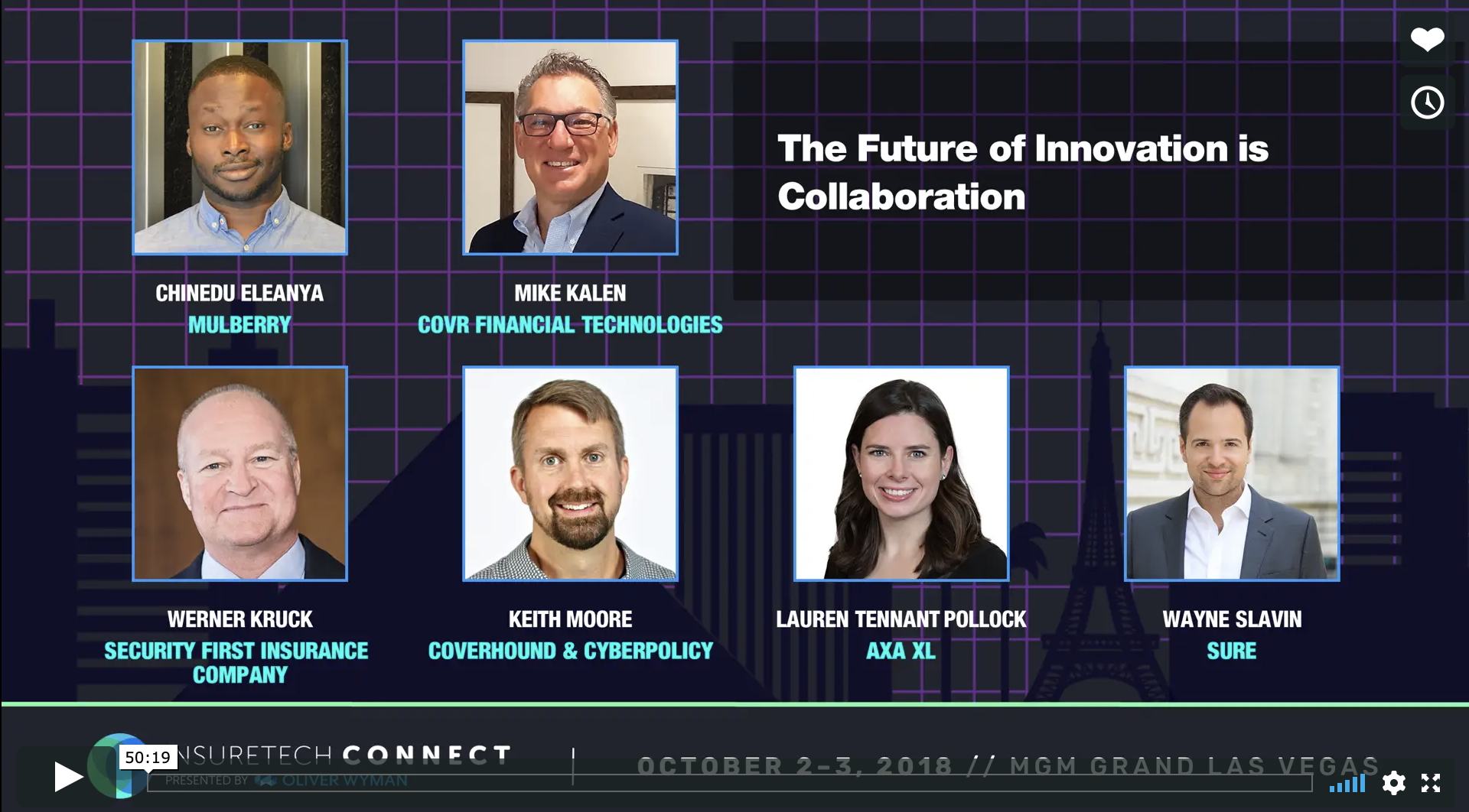 ITC 2018: The future of innovation is collaboration