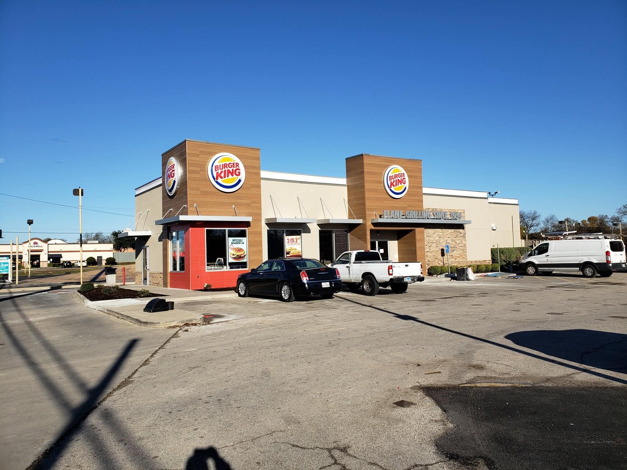 Killeen Burger King Remodel