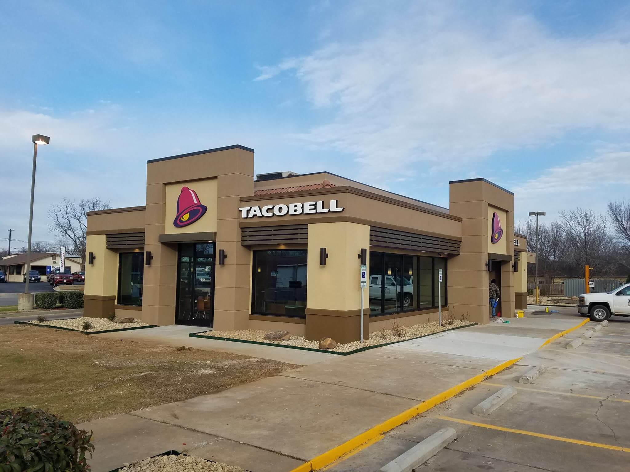 Denison Taco Bell Remodel