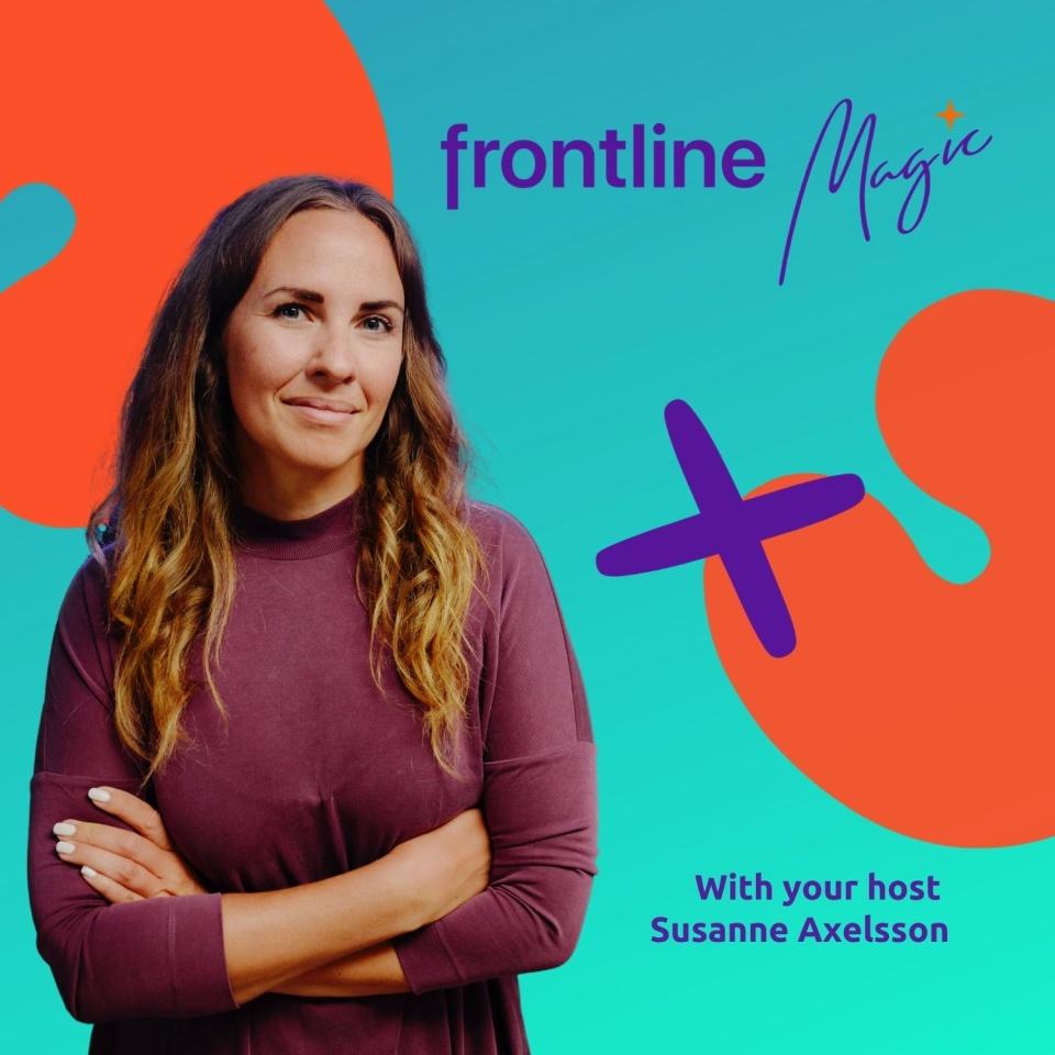 Frontline Magic Podcast Trailer - Season 1