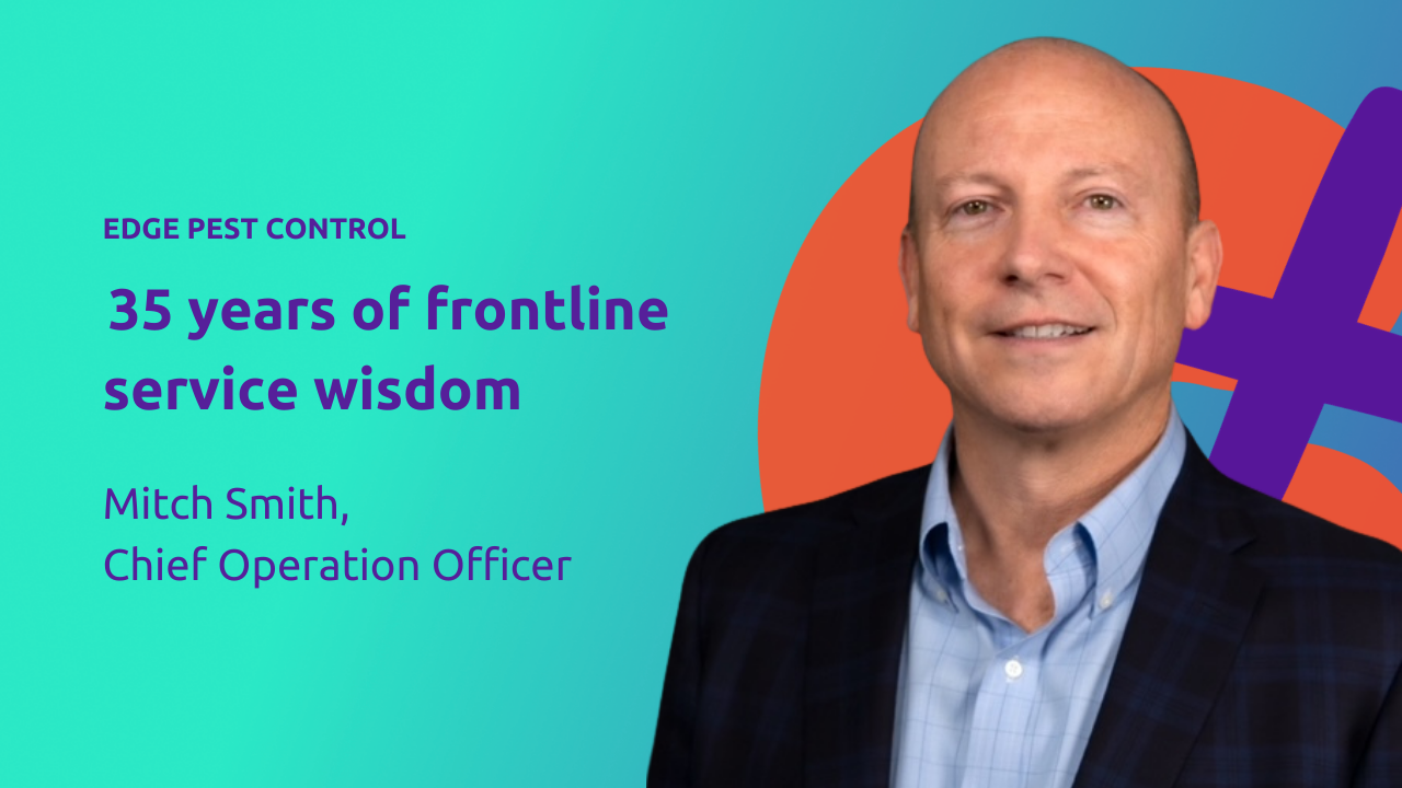 35 years of frontline service wisdom
