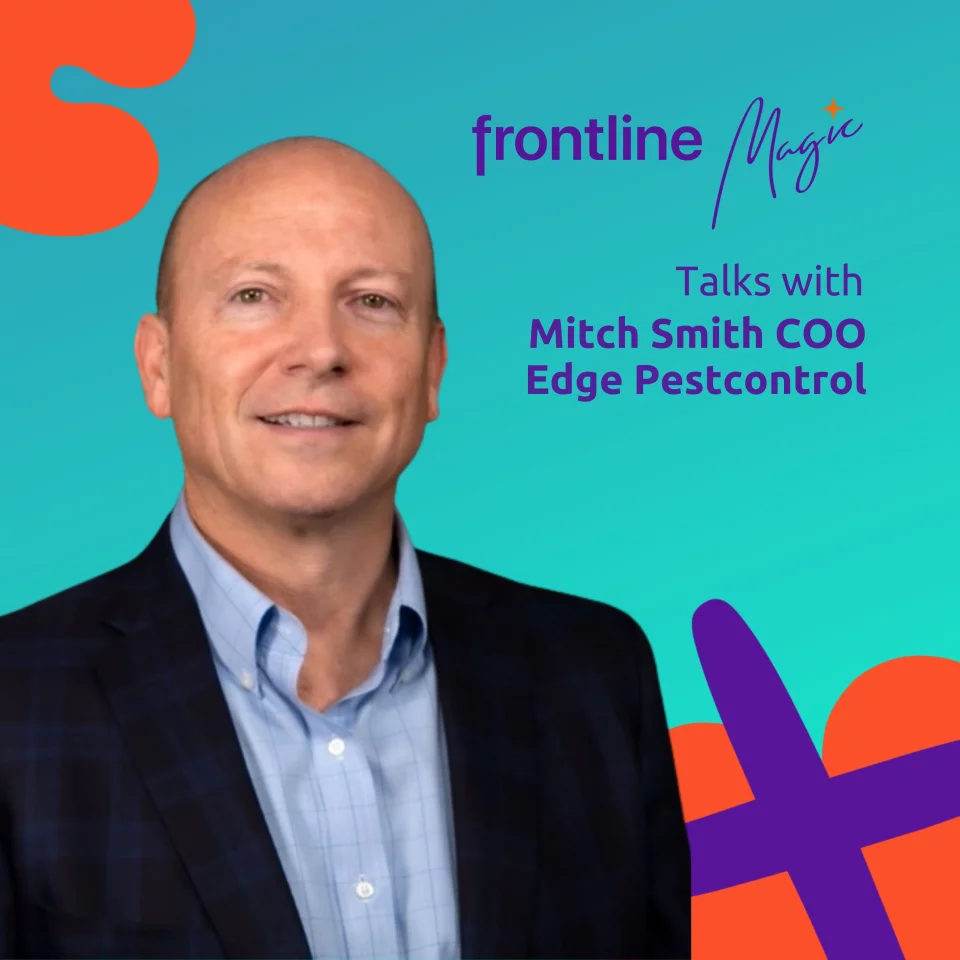 03. 35 Years of Frontline Service Wisdom With Mitch Smith from Edge Pest control
