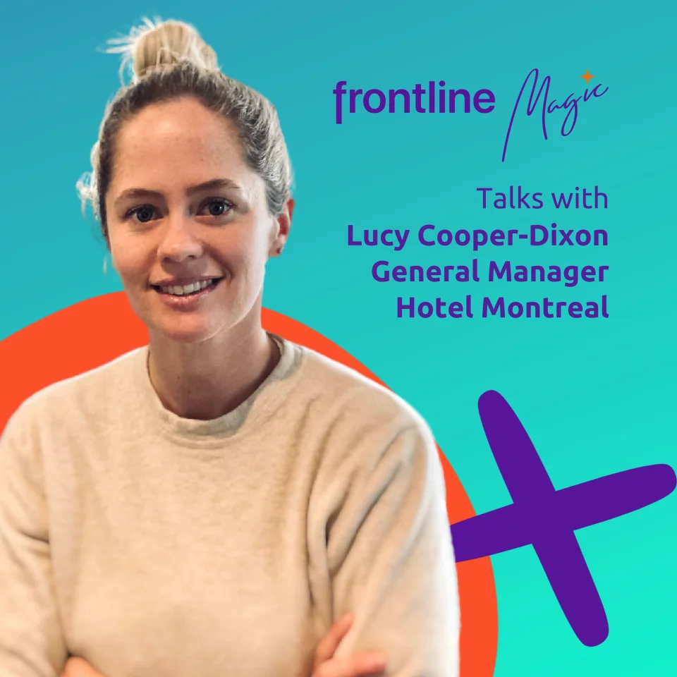 04. Involving all five senses for a 5 star customer experience with Lucy Cooper-Dixon from Hotel Montreal