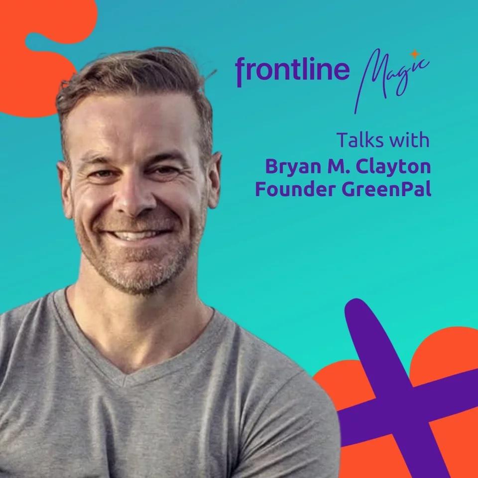 06. Cutting to the heart of lawn (and customer) care with Brian Clayton, CEO and co-founder of GreenPal
