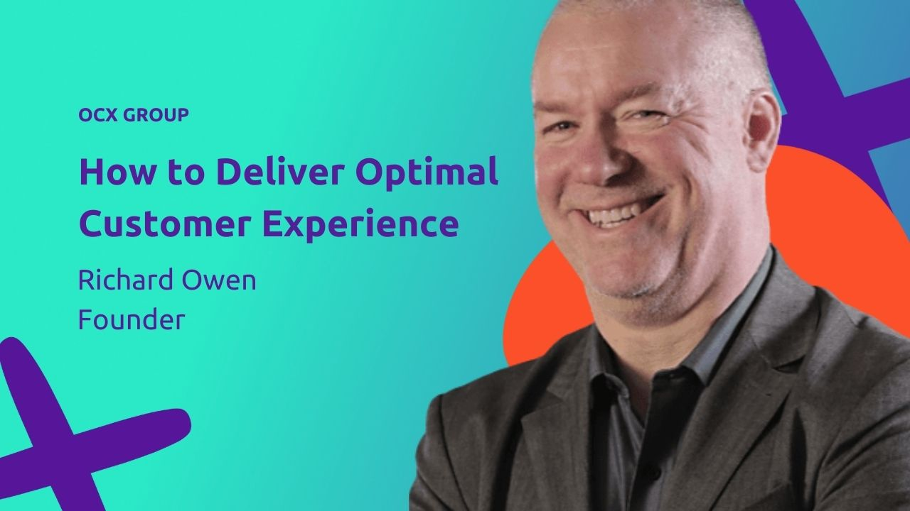 How to Deliver Optimal Customer Experience with a mix of automation and human interaction