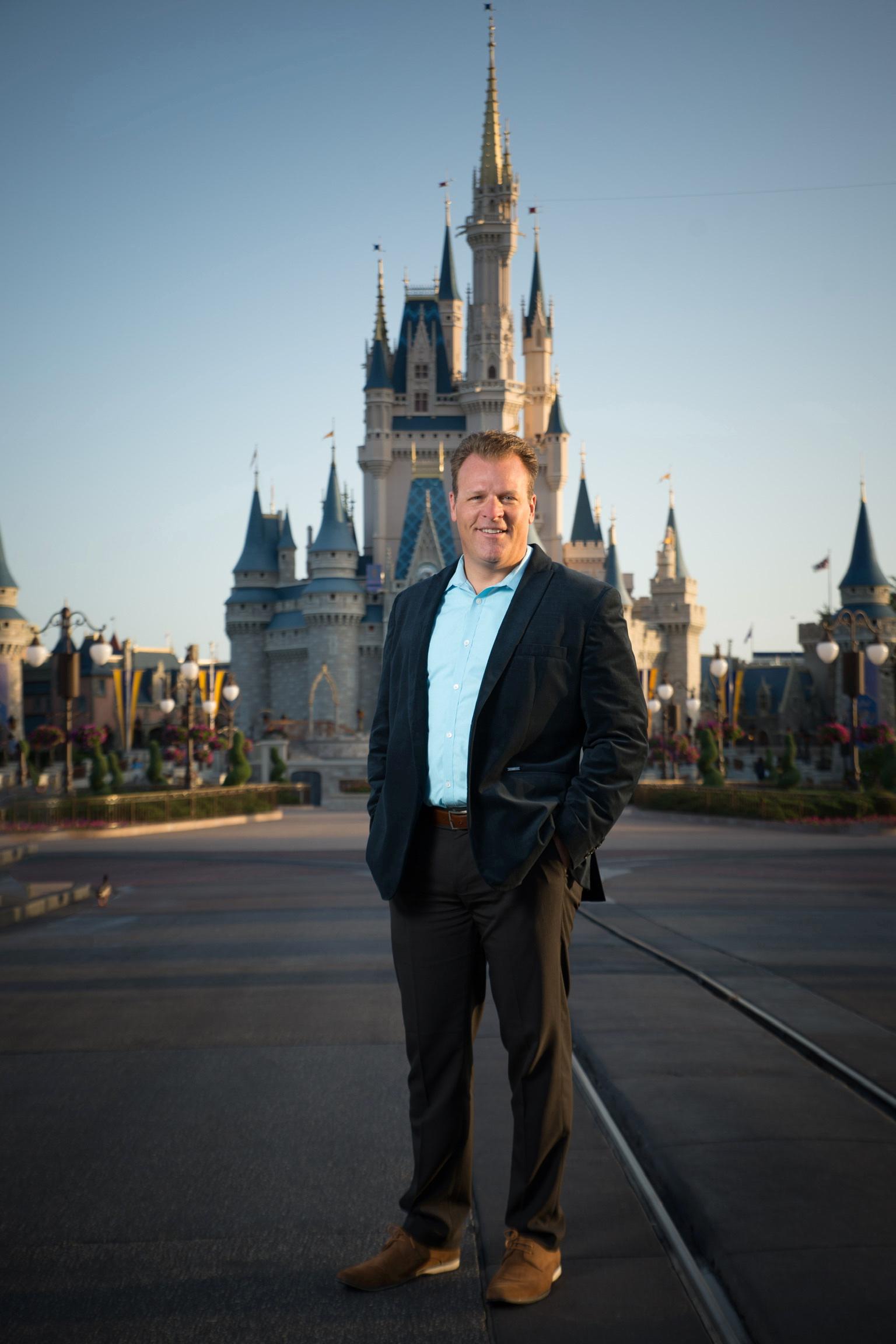 How Disney mastered the art of customer magic