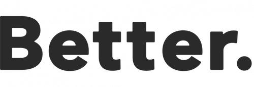 better software logo says better in black bold text